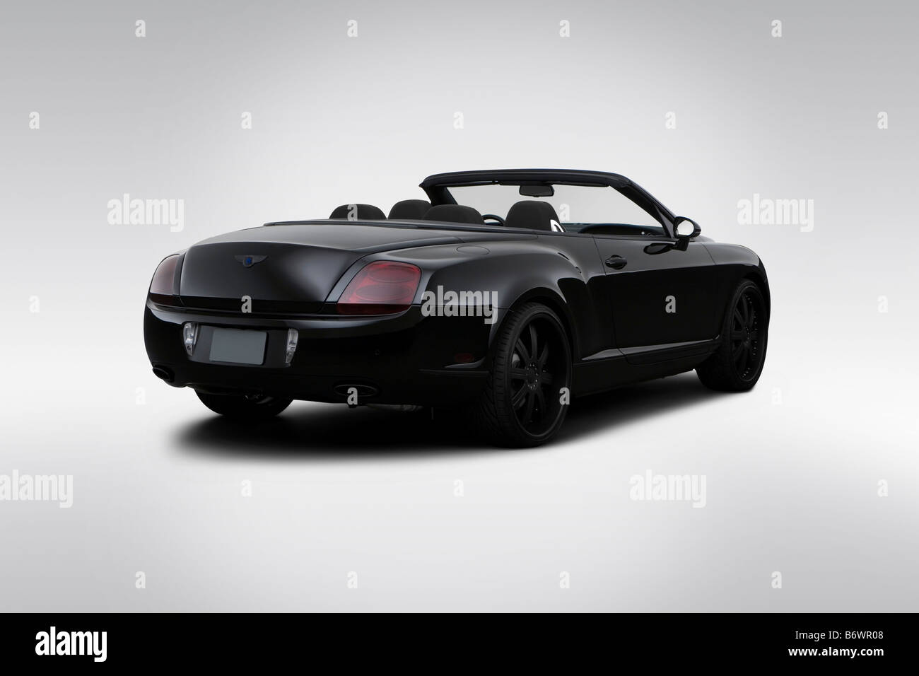Black Bentley Convertible High Resolution Stock Photography And Images Alamy