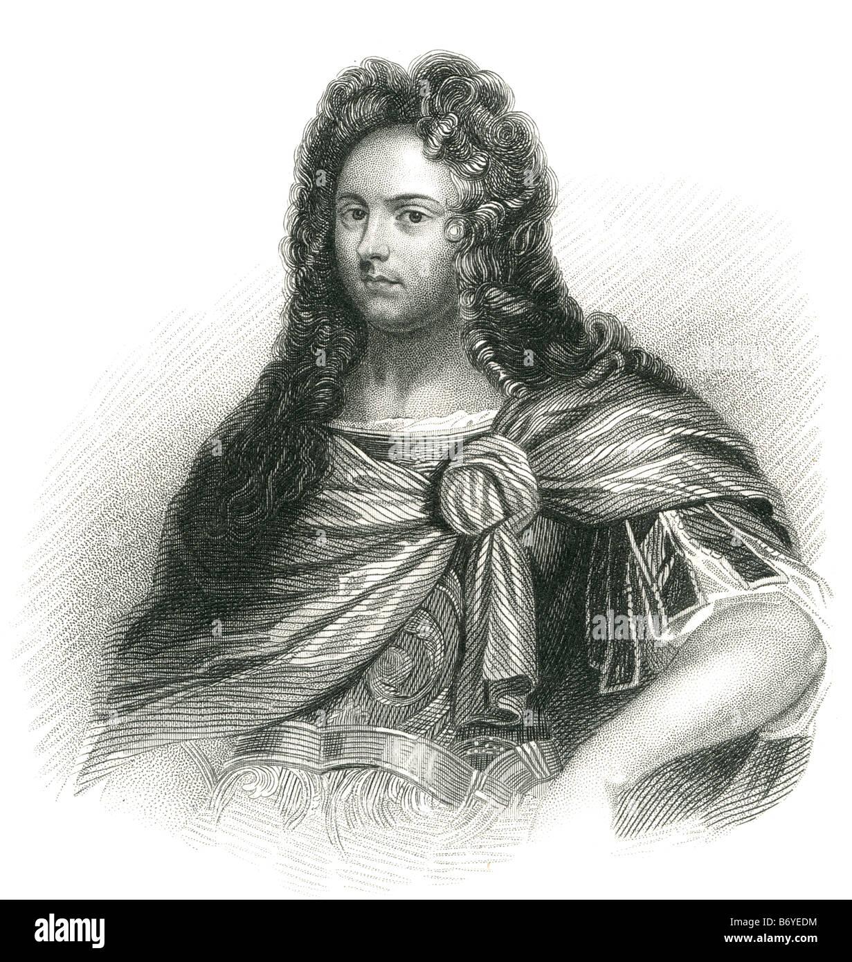 Archibald campbell argyll 1st duke of 1703 - Stock Image