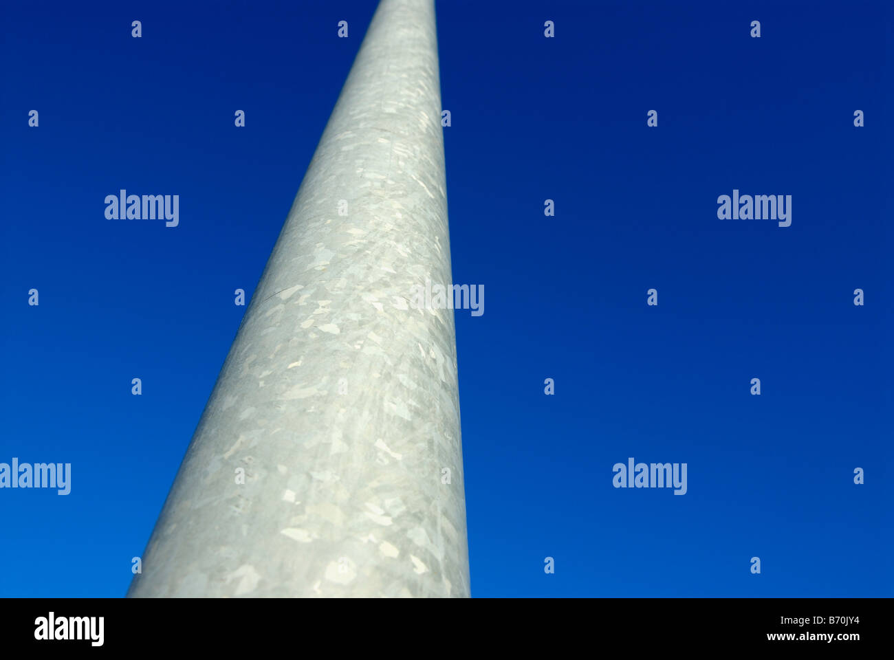 POLE ABSTRACT - Stock Image