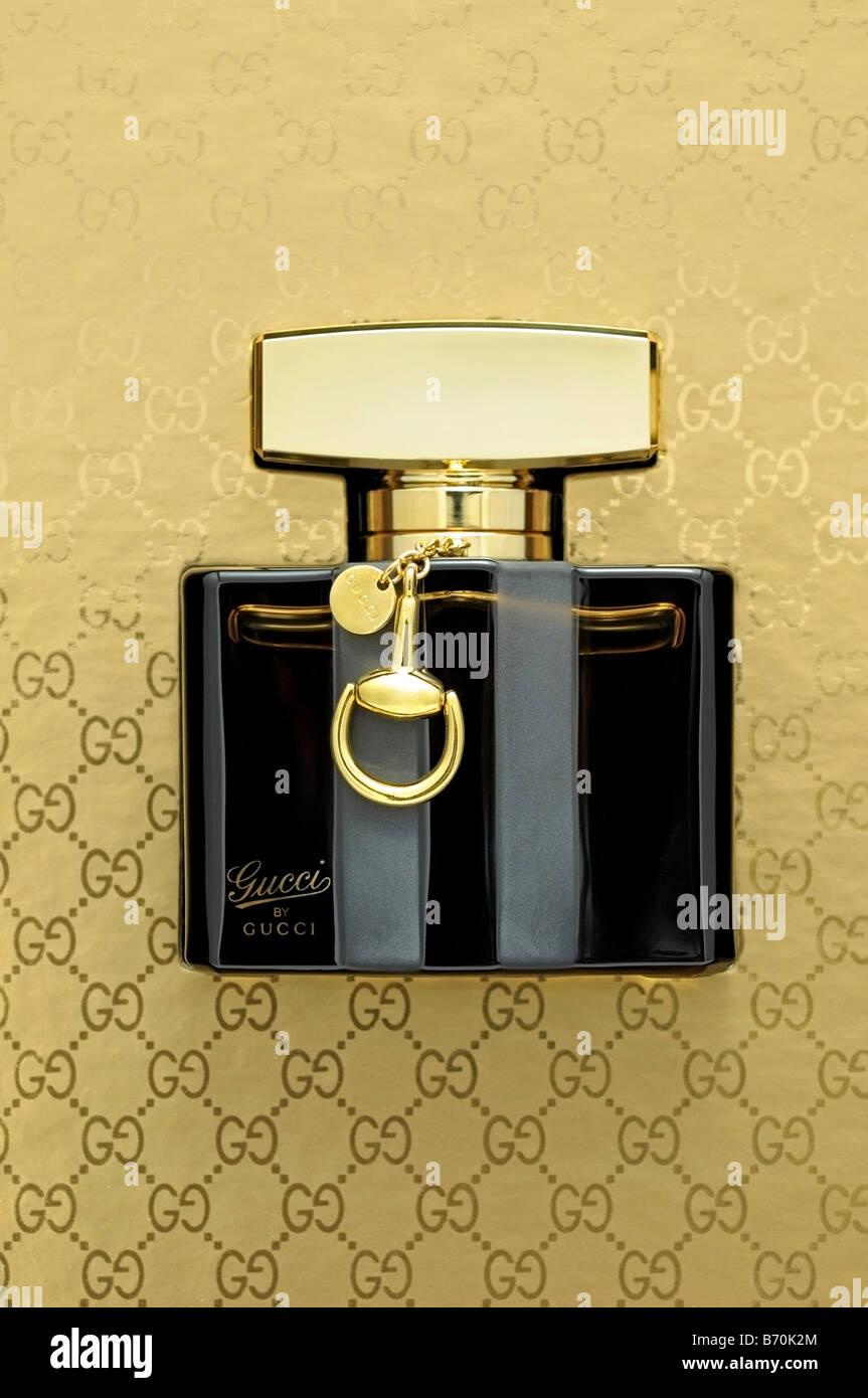 Gucci by Gucci Perfume Stock Photo