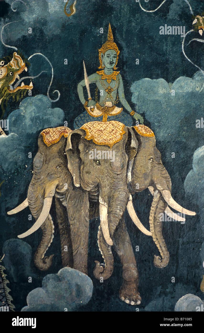 Three Headed Elephant Stock Photos Three Headed Elephant Stock