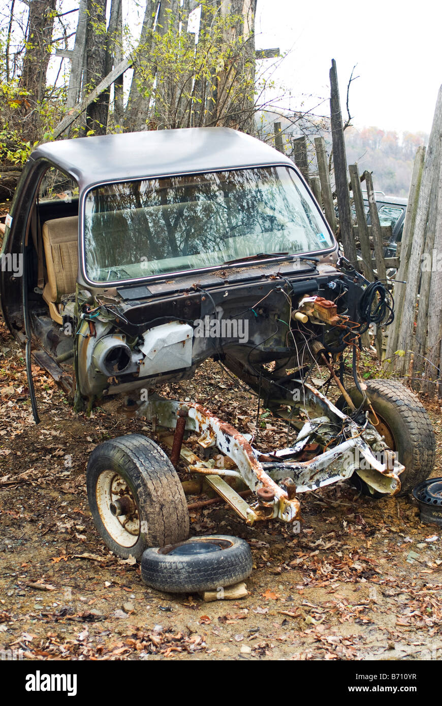 Automobile Junkyard Parts Cars Sale Stock Photos & Automobile ...