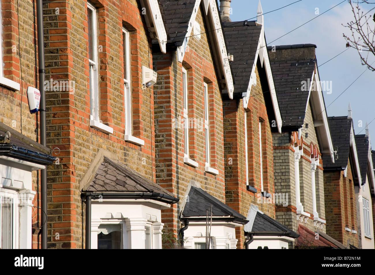 Kingston Upon Thames Houses Stock Photos & Kingston Upon Thames ...
