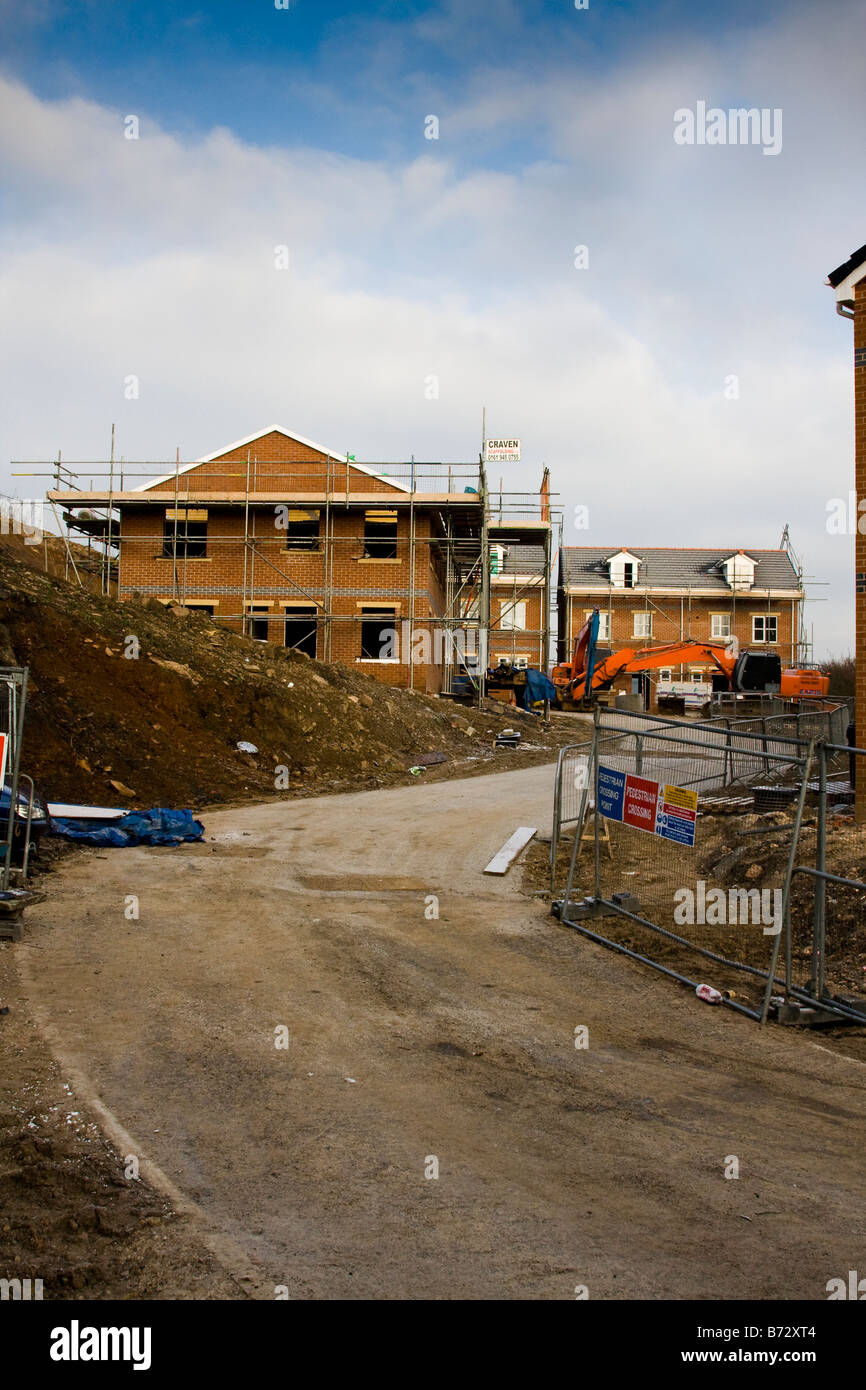 Construction Building Site Luxury Homes For Asians To Rent Aksa Housing  Association