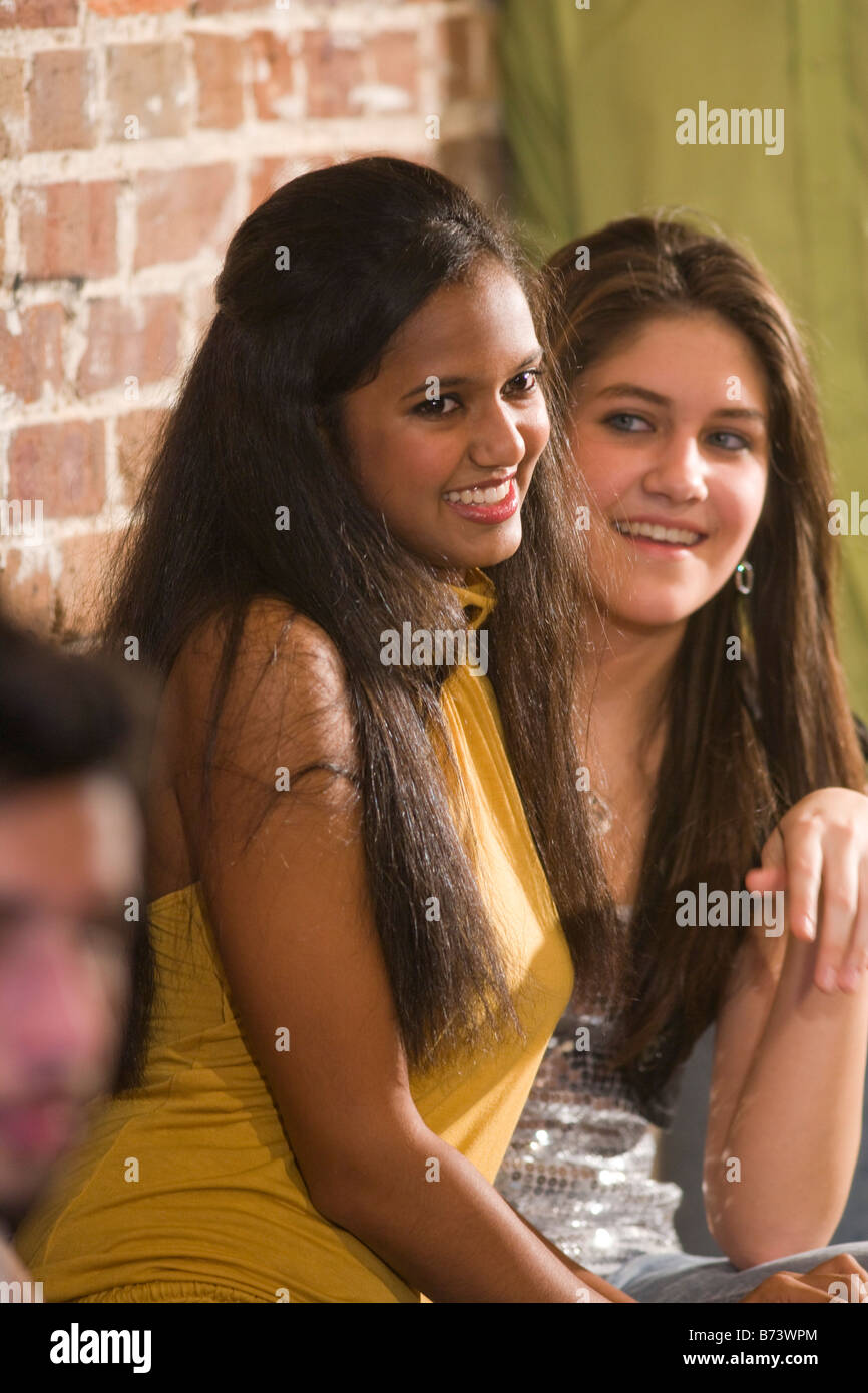 Indian teens