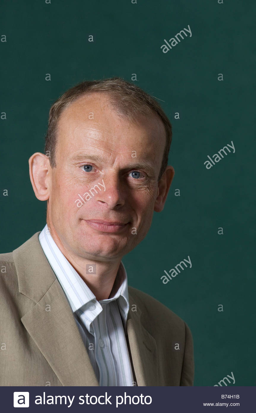 Andrew Marr broadcaster and Political commentator - Stock Image