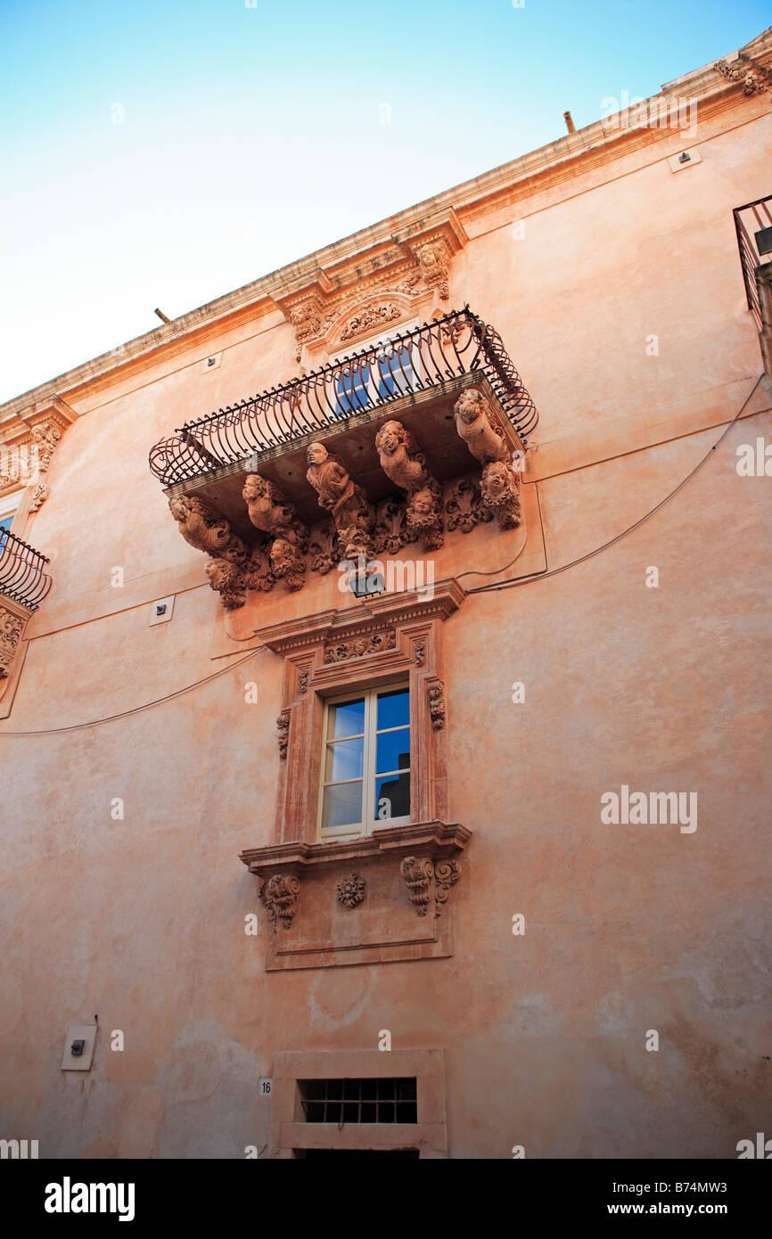 Palazzo Nicolaci Stock Photos & Palazzo Nicolaci Stock Images - Alamy