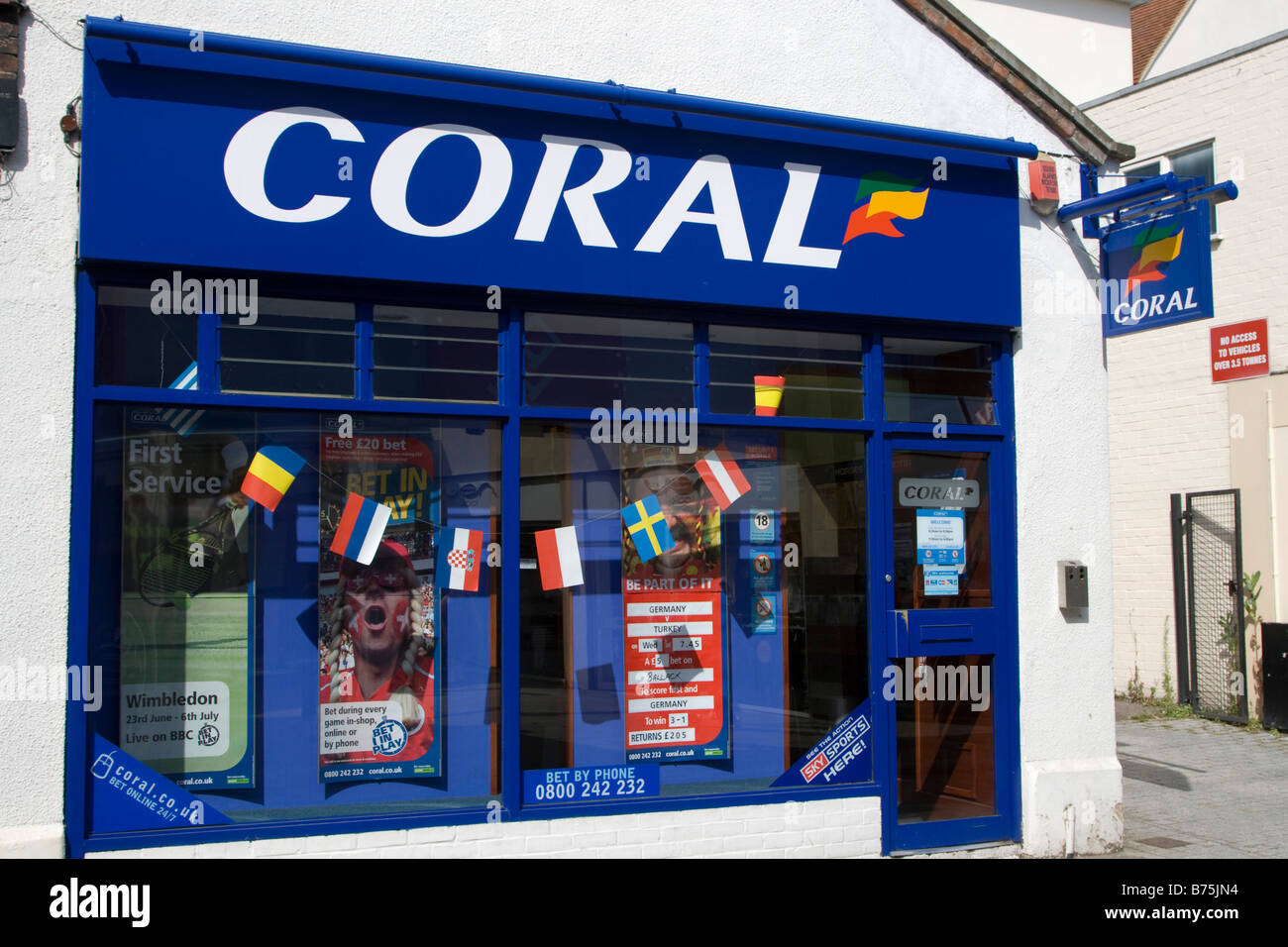 coral online betting