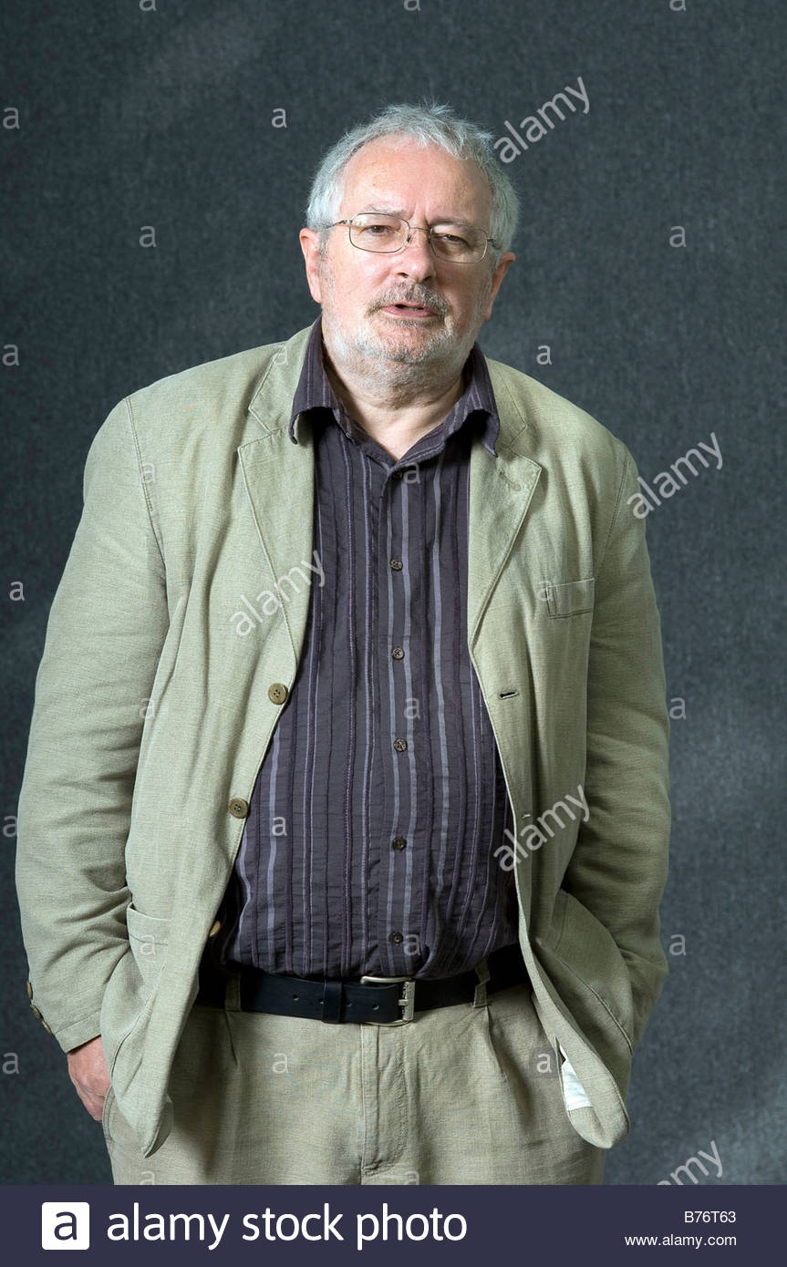 Terry Eagleton Critic and Literary Theorist - Stock Image