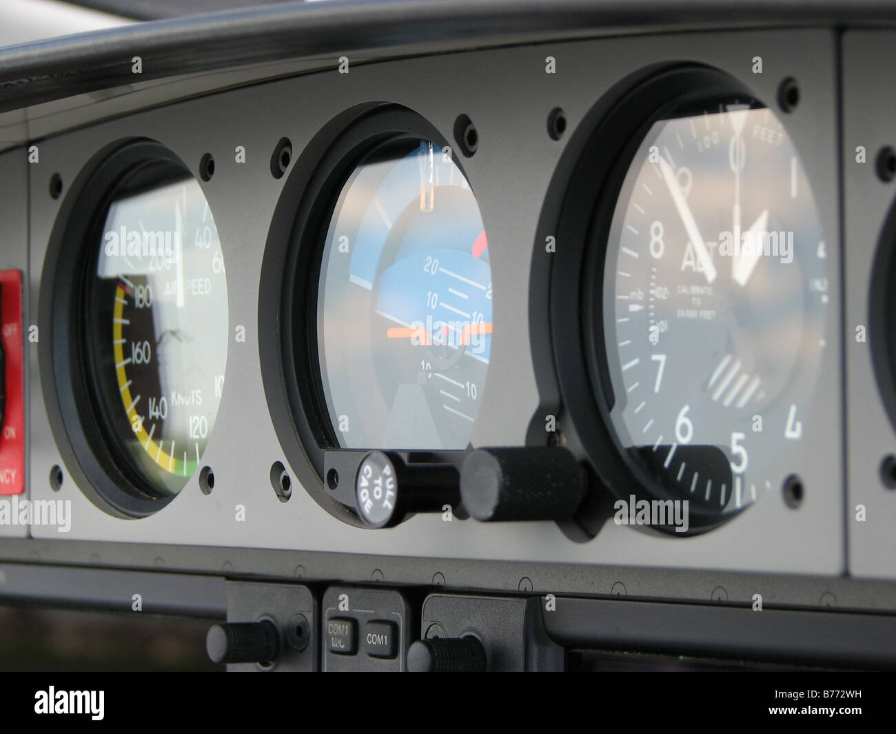 Flight Instruments Stock Photos & Flight Instruments Stock