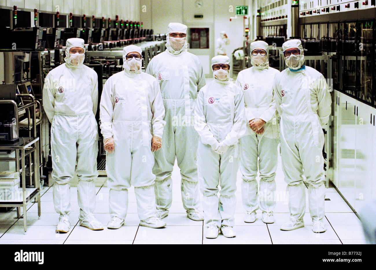 Silicon Valley Clean Room
