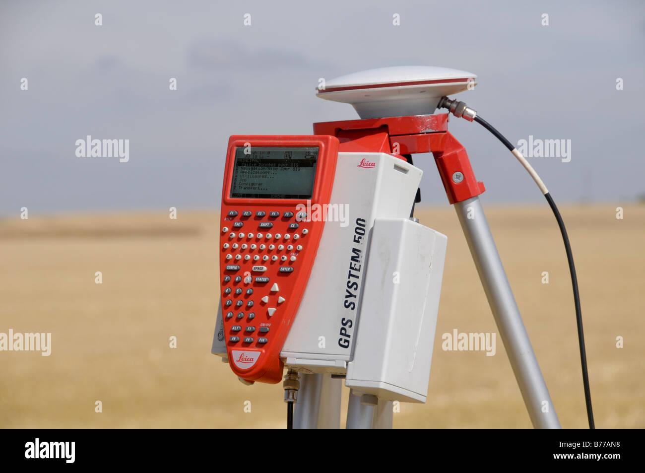 GPS differential DGPS Stock Photo: 21675060 - Alamy