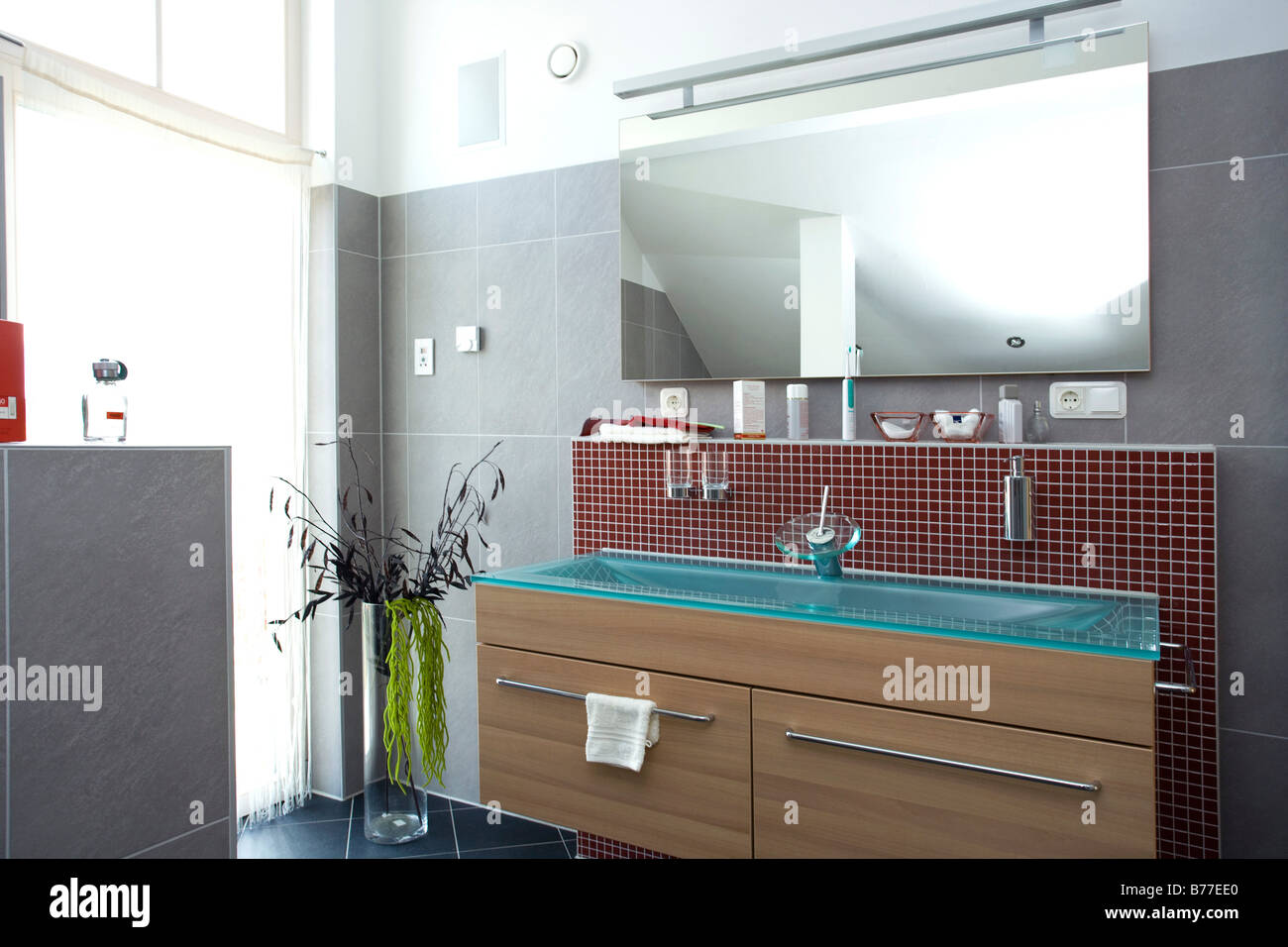 Modernes Badezimmer, Modern Bath Room