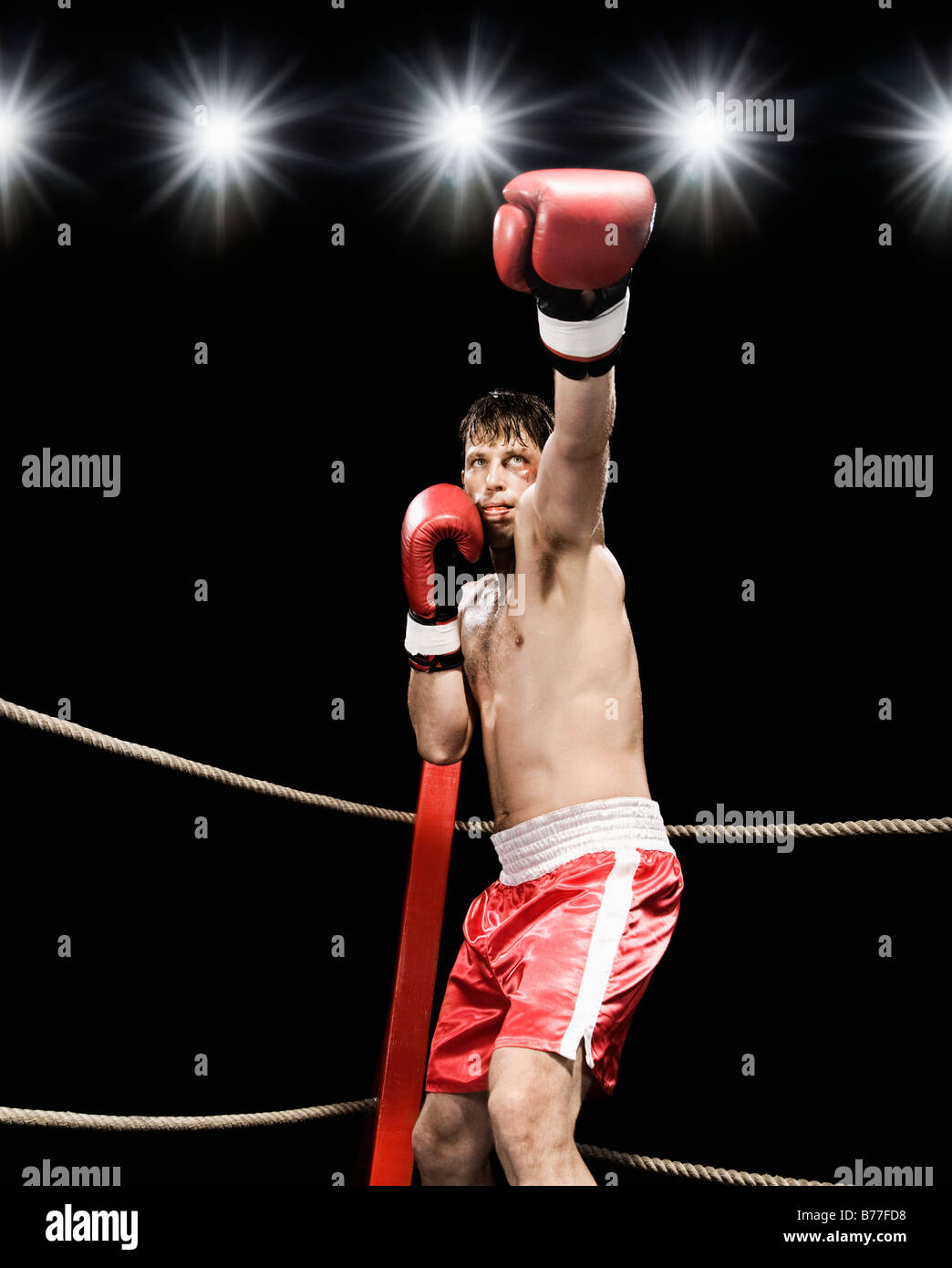 d467e28c1513 Boxing Trunks Stock Photos   Boxing Trunks Stock Images - Alamy