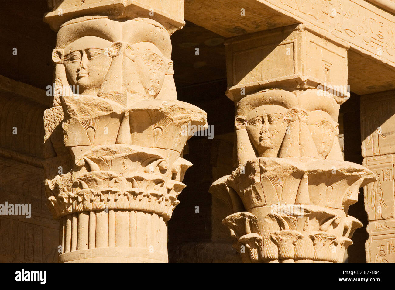 Columns With Mythical Creatures Stock Photos & Columns With