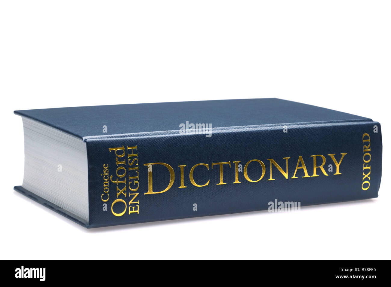 Oxford English Dictionary Stock Photos & Oxford English