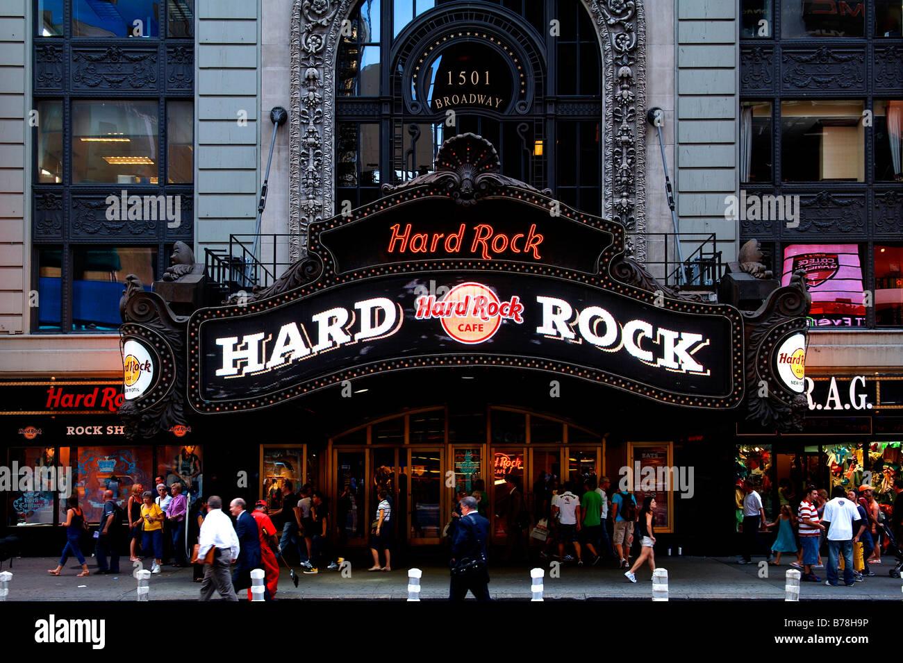 Hard Rock Caf Ef Bf Bd Times Square