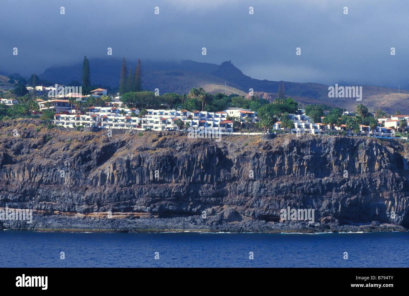 Hotel Jardin Tecina Playa De Santiago La Gomera Island Canary