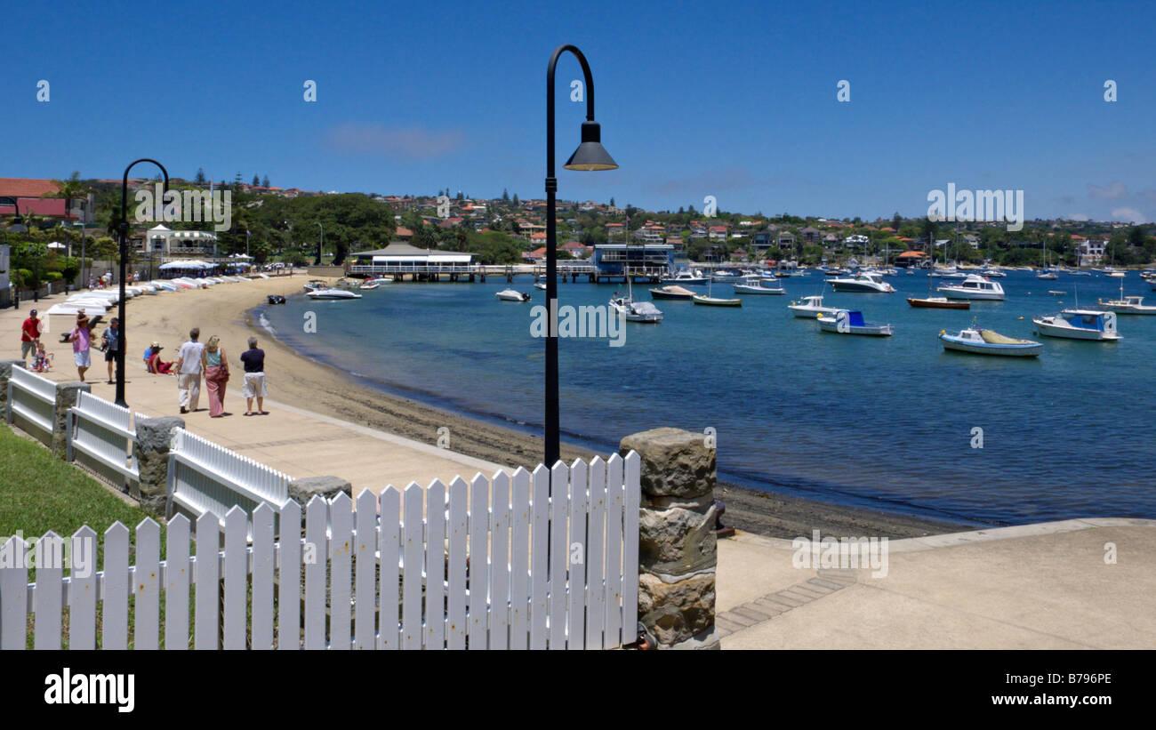 Watsons Bay, Sydney, Australia - Stock Image
