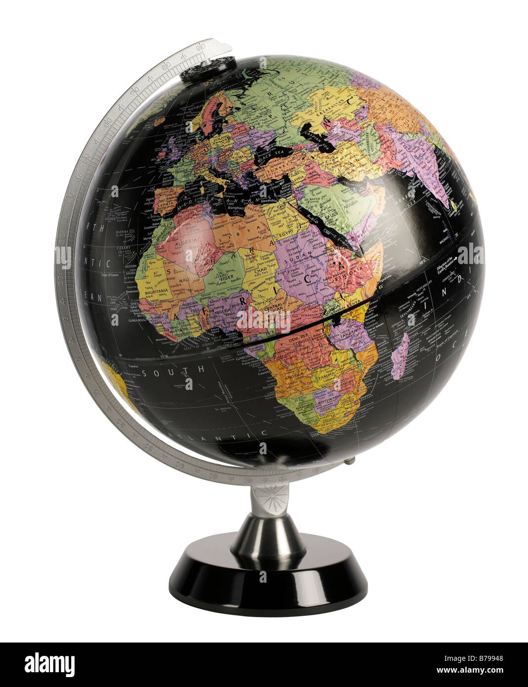 World map black and white countries stock photos world map black black world globe stock image gumiabroncs Image collections