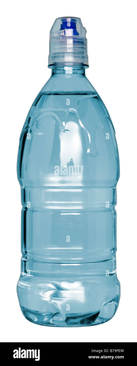 Drench Water Bottle Stock Photo
