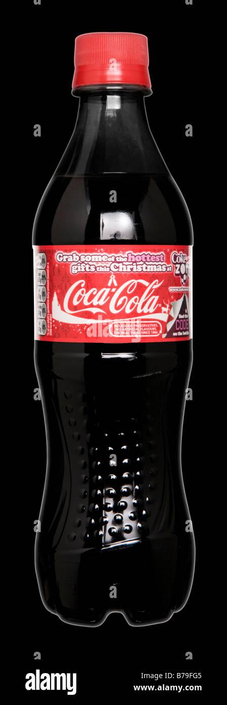 Coca-Cola Bottle - Stock Image