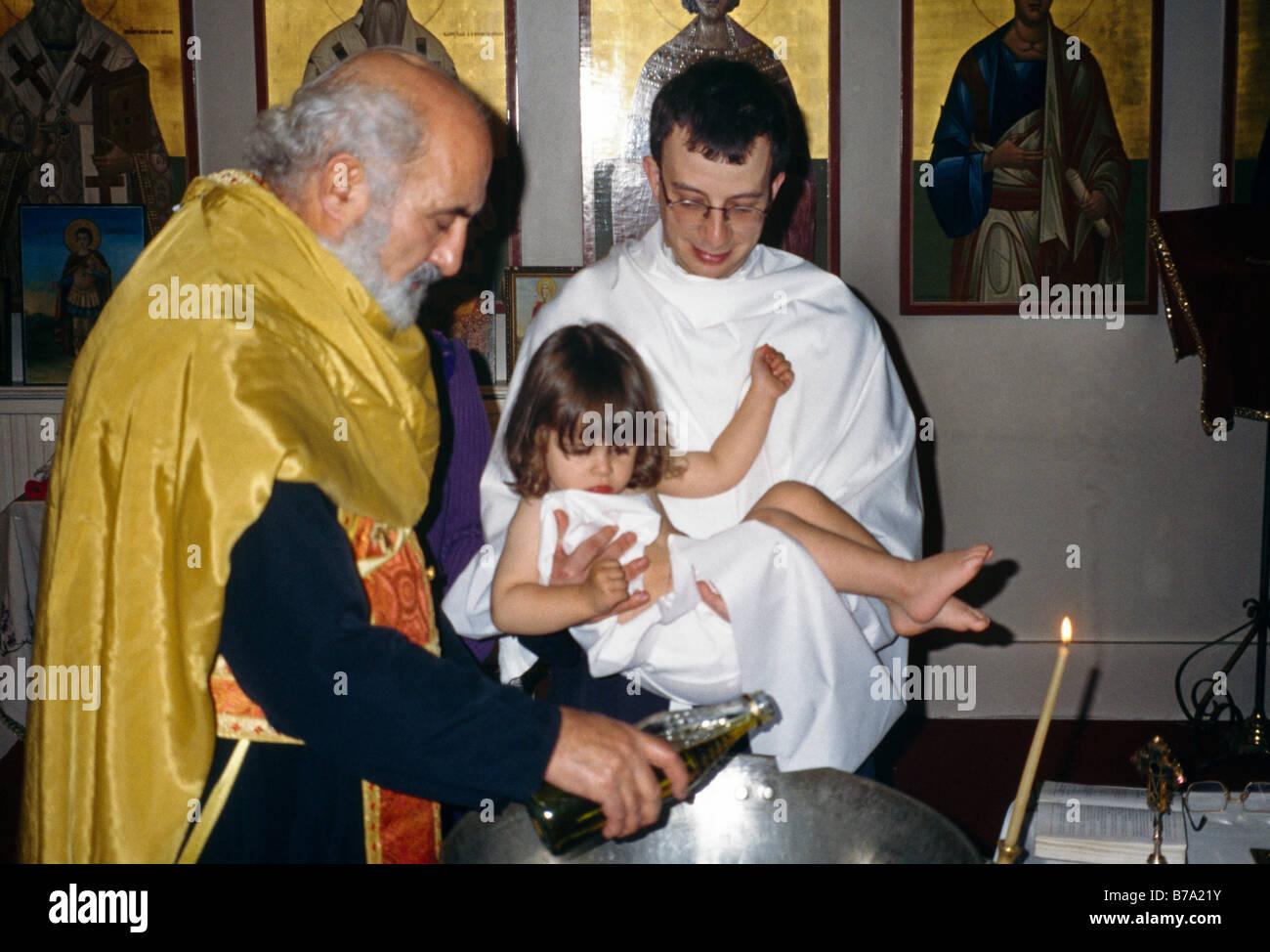 Baptism Oil Stock Photos & Baptism Oil Stock Images - Alamy