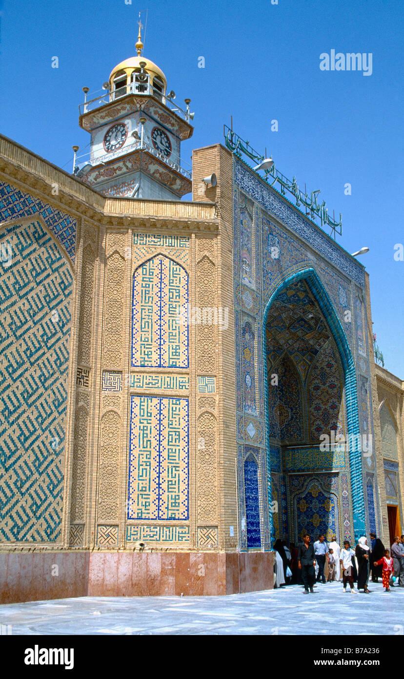 Maula Ali Shrine Wallpaper: Najaf Iraq Holy Shrine Of The Imam Ali Ibn Abi Talib Shi
