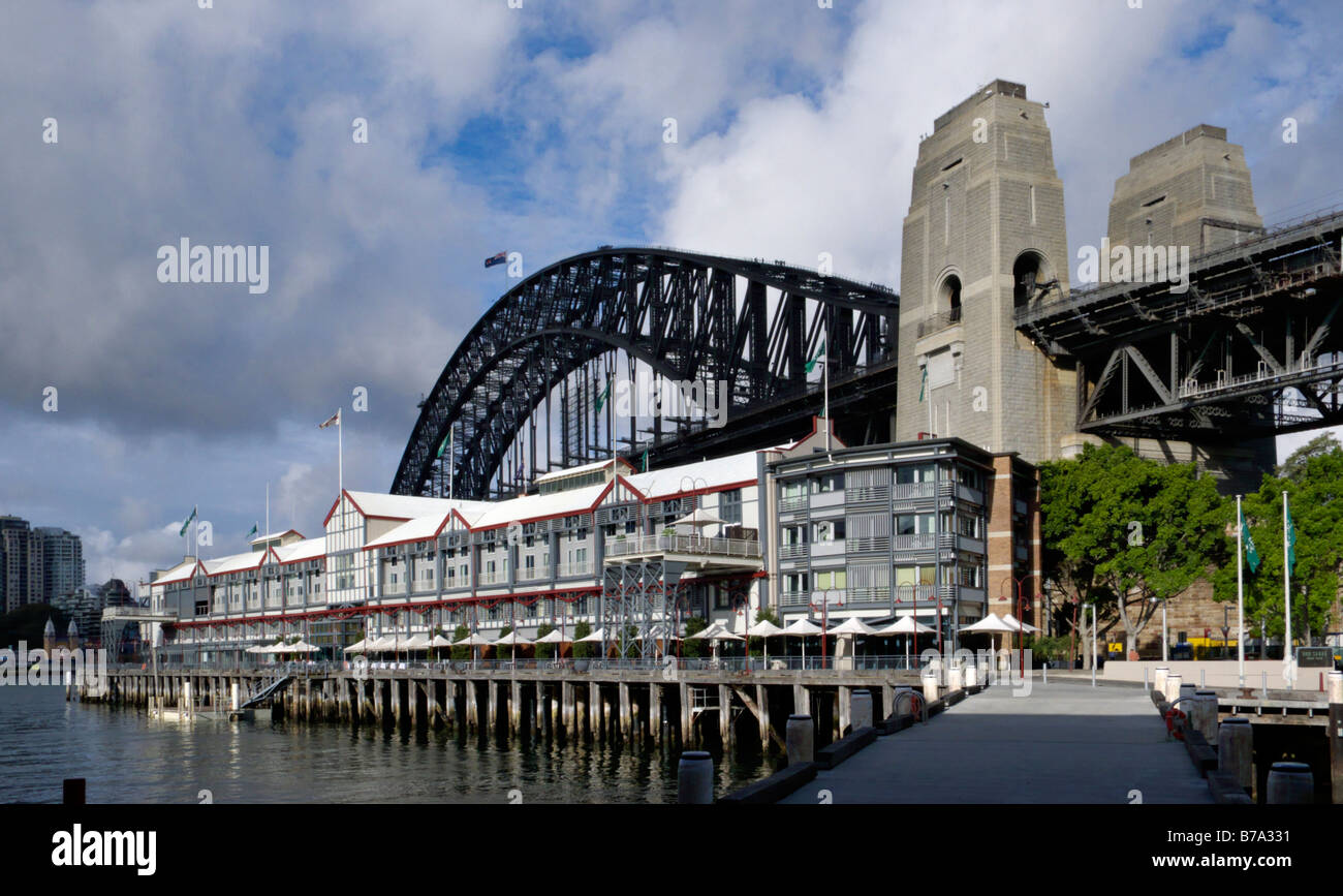 Sebel Pier One Hotel And Harbour Bridge Walsh Bay Sydney