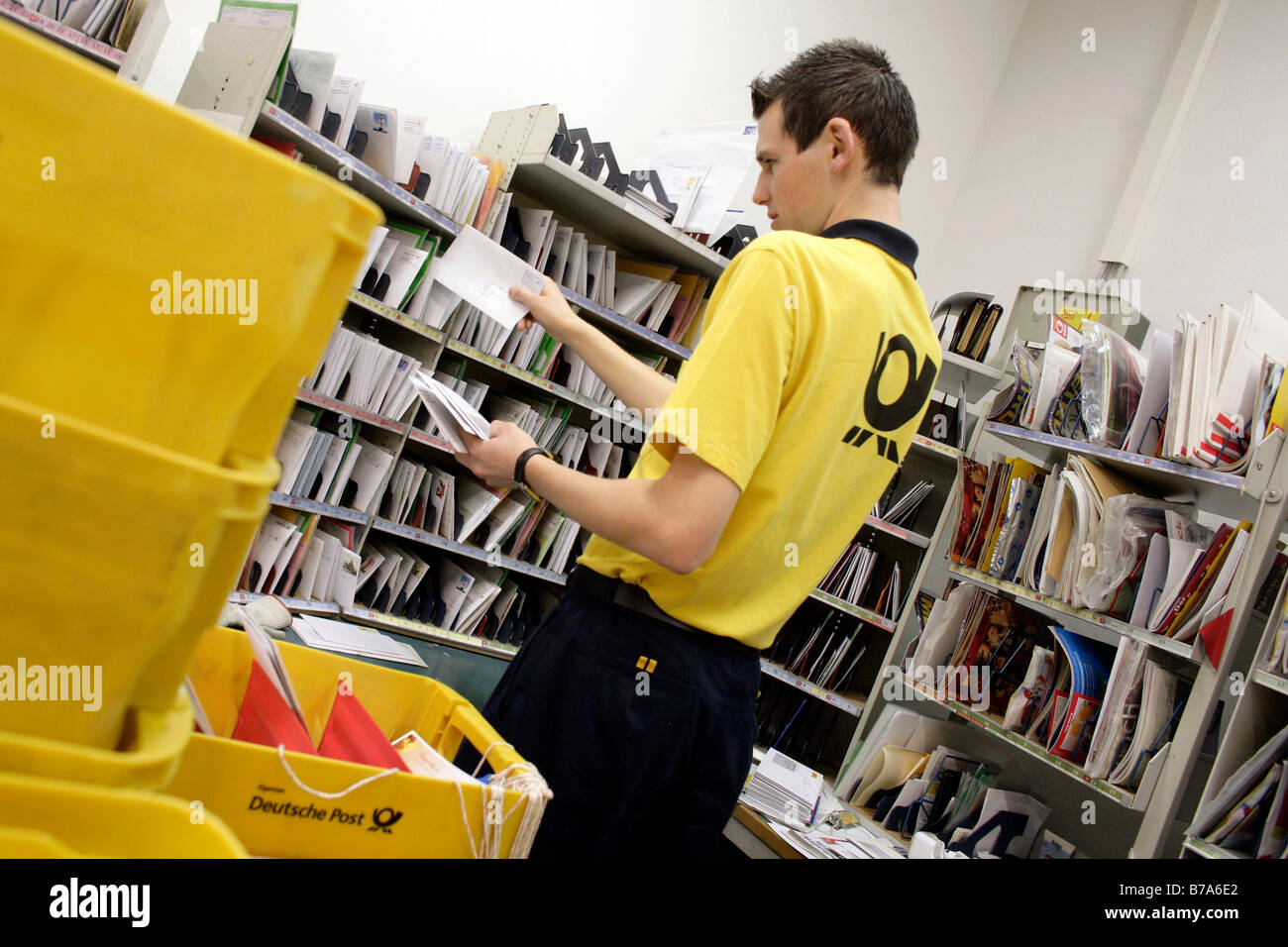 Mailman Delivery Stock Photos & Mailman Delivery Stock ...