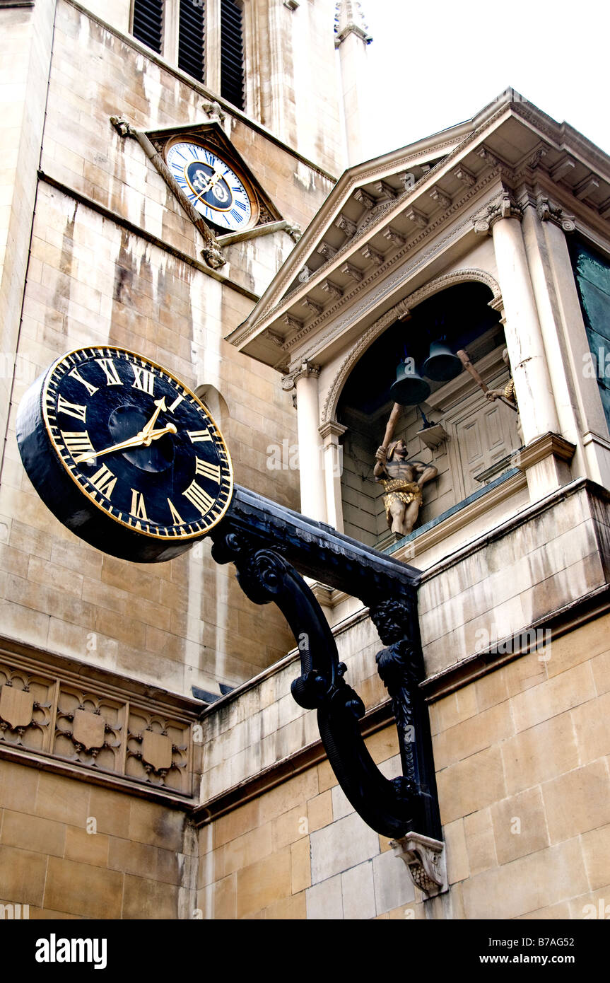 The Royal Courts of Justice the Law courts  Strand  Fleet Street  Holborn Victorian Gothic - Stock Image