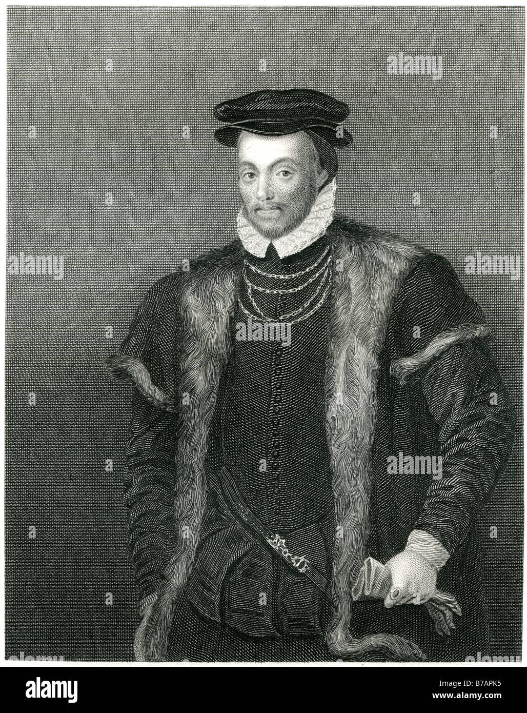 Edward North, 1st Baron North (c. 1496–1564) Baron North,