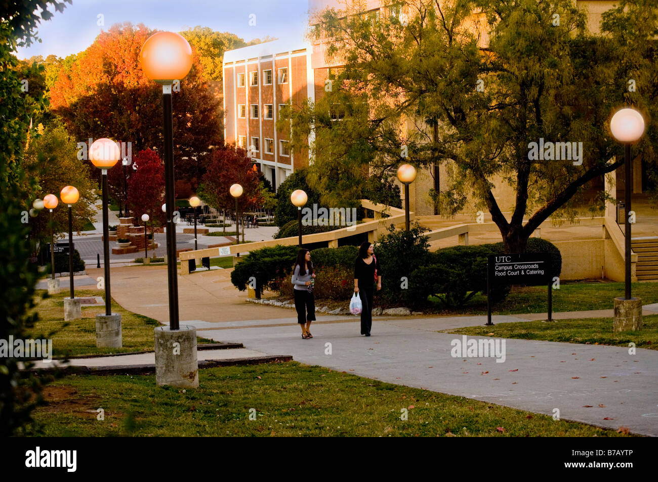 University Of Chattanooga >> Students At The University Of Tennessee At Chattanooga