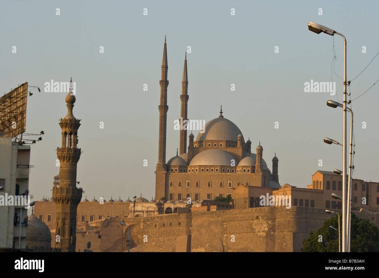 Egypt Cairo Mosque Mohammed Ali Stock Photos Egypt Cairo