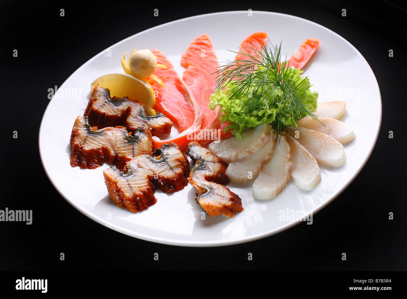 Sea fish - Stock Image