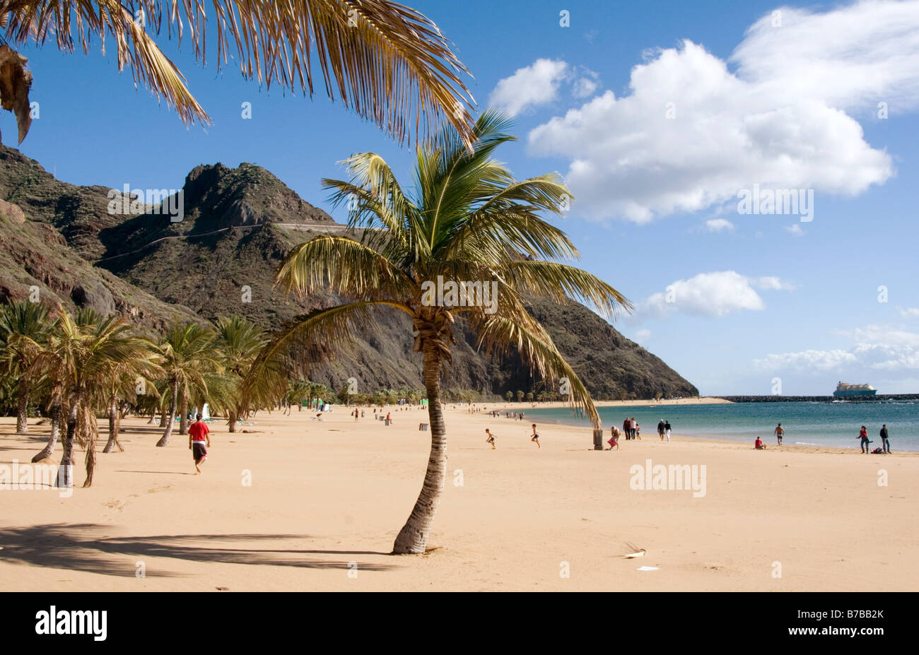 White Sand Beaches In The Canary Islands