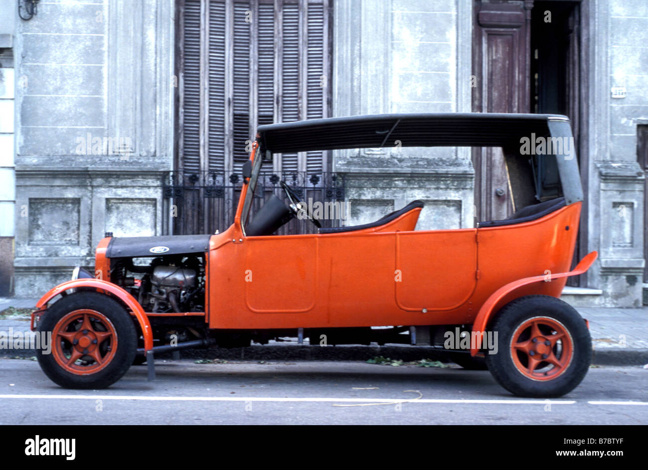 33c39c97 model t ford hot rod montevideo uruguay Stock Photo: 21774019 - Alamy