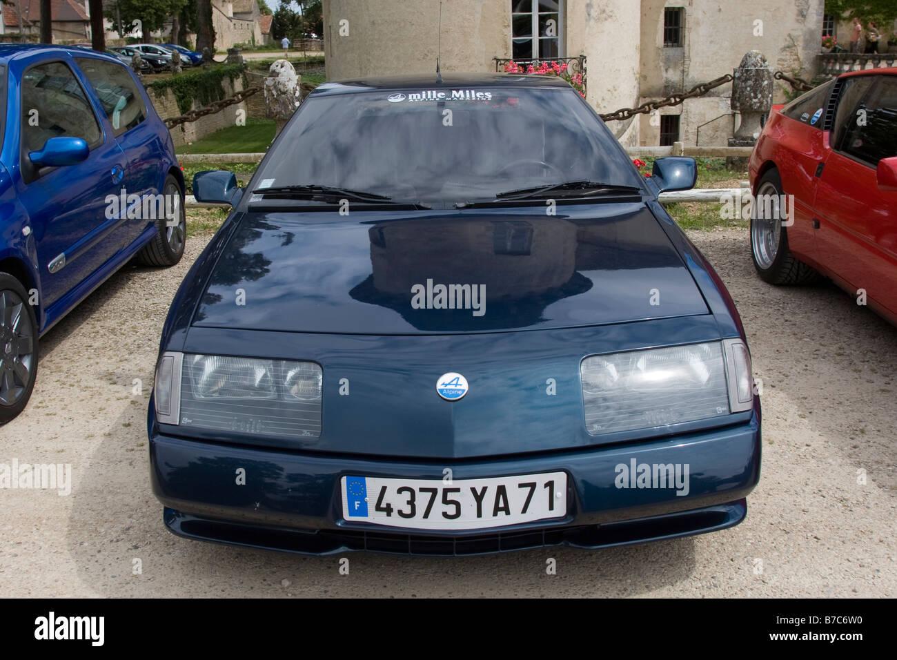 Alpine Rally Stock Photos & Alpine Rally Stock Images - Alamy