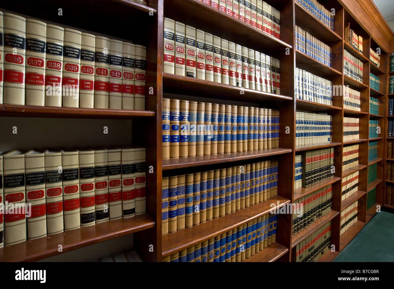 Book Law School Library Room