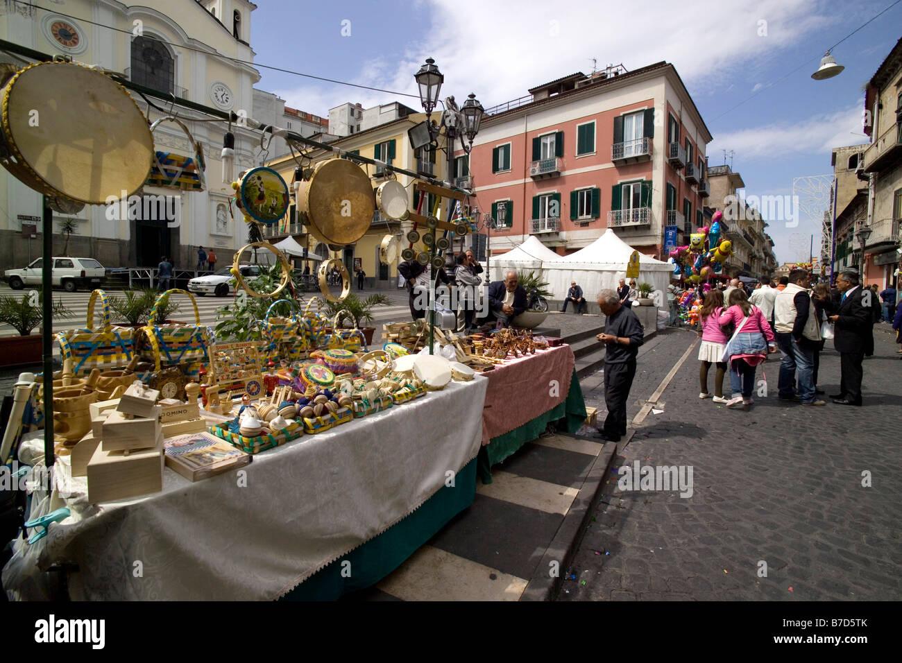 Market, Pagani, Campania, Italy Stock Photo: 21802947 - Alamy