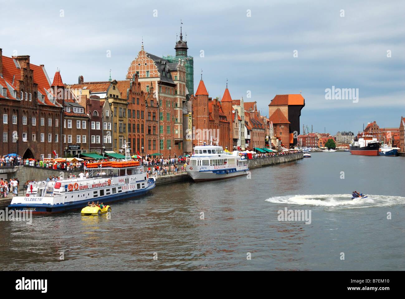 Gdansk - Stock Image