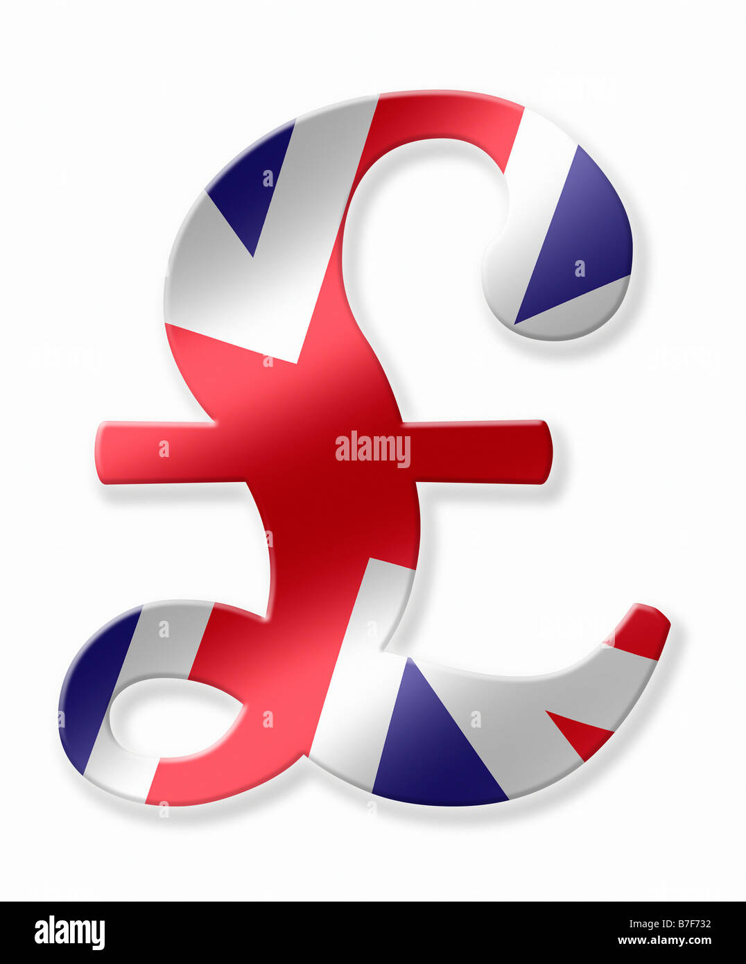 Uk Flag Cut Out Stock Images Pictures Alamy