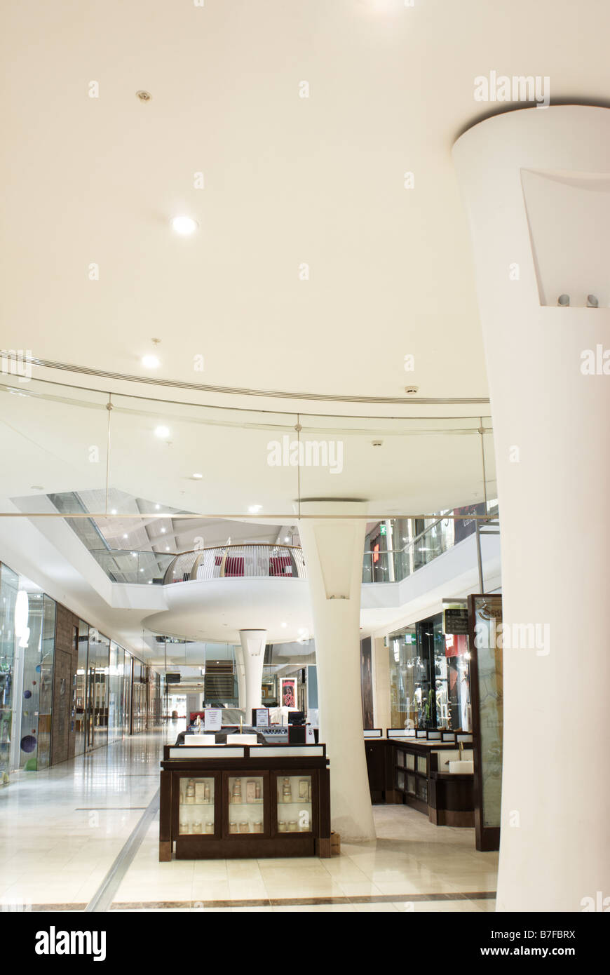 Westfield Derby Shopping Centre - Stock Image