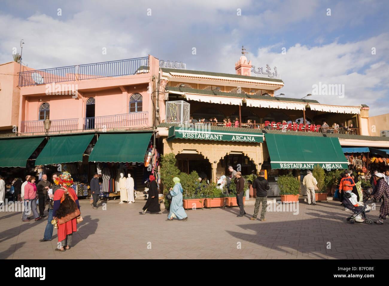 Marrakech Restaurant Stock Photos Marrakech Restaurant