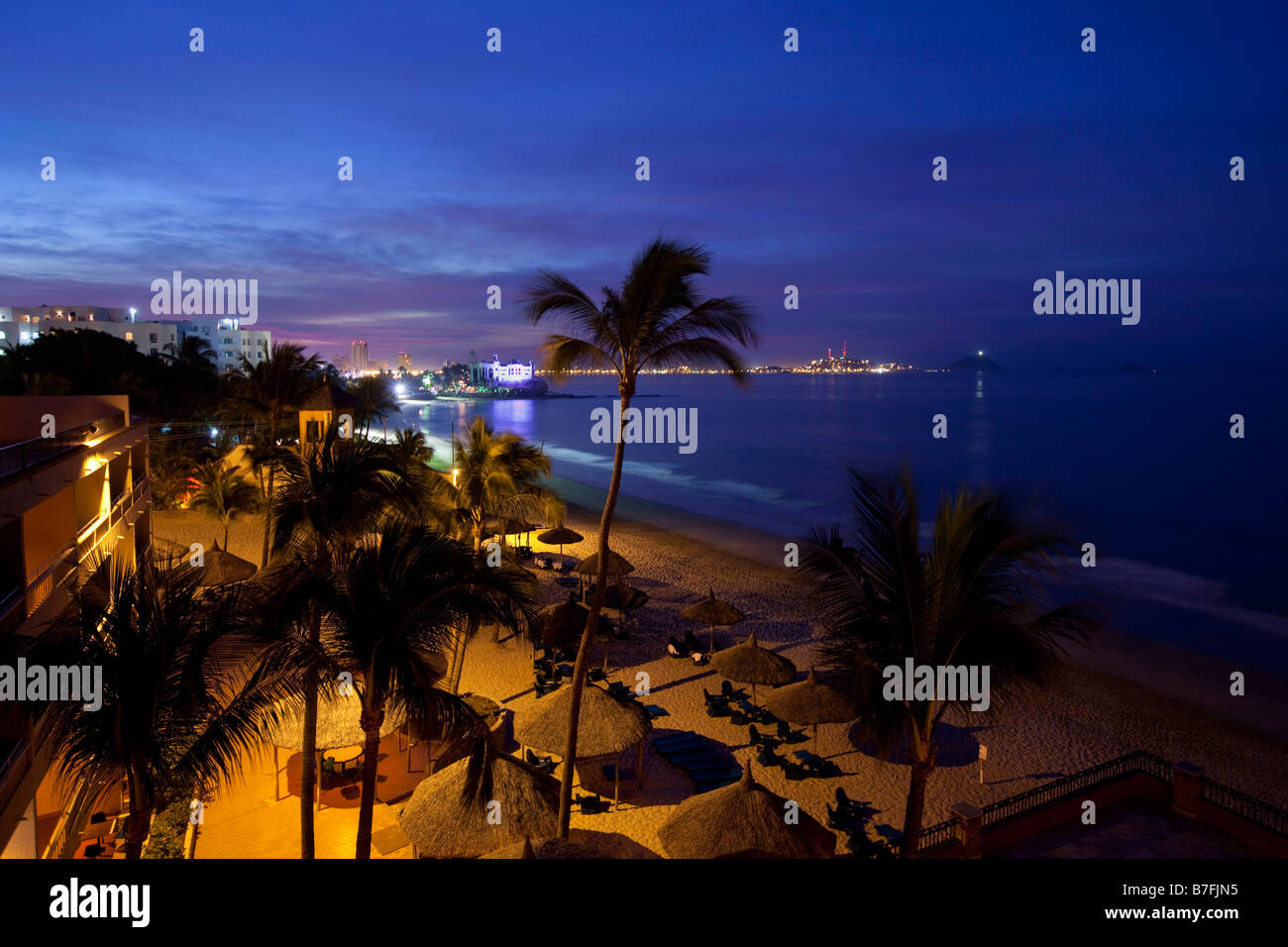 Mazatlan Sinaloa Mexico Stock Photo