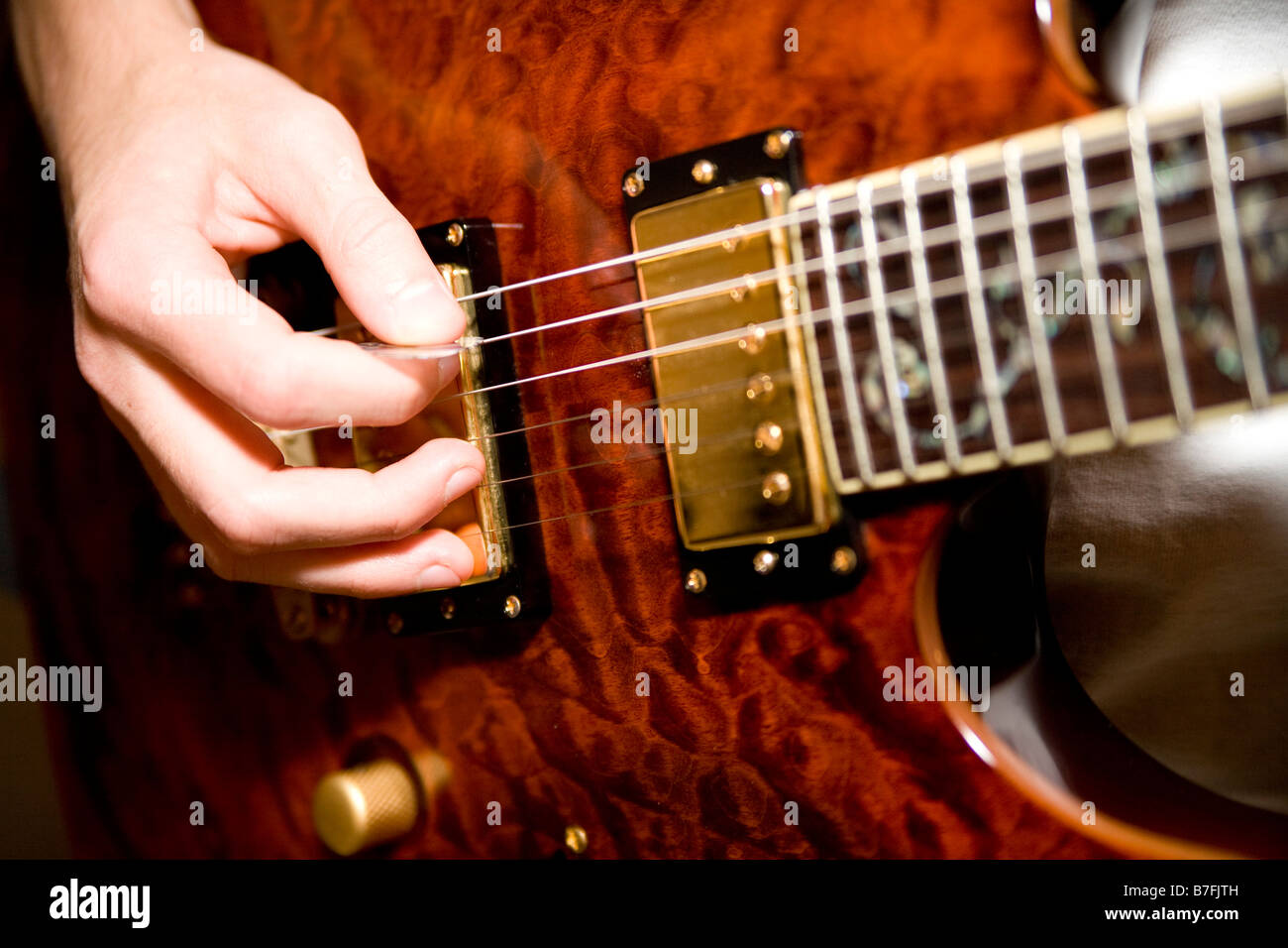 guitar string vibration stock photos guitar string vibration stock images alamy. Black Bedroom Furniture Sets. Home Design Ideas