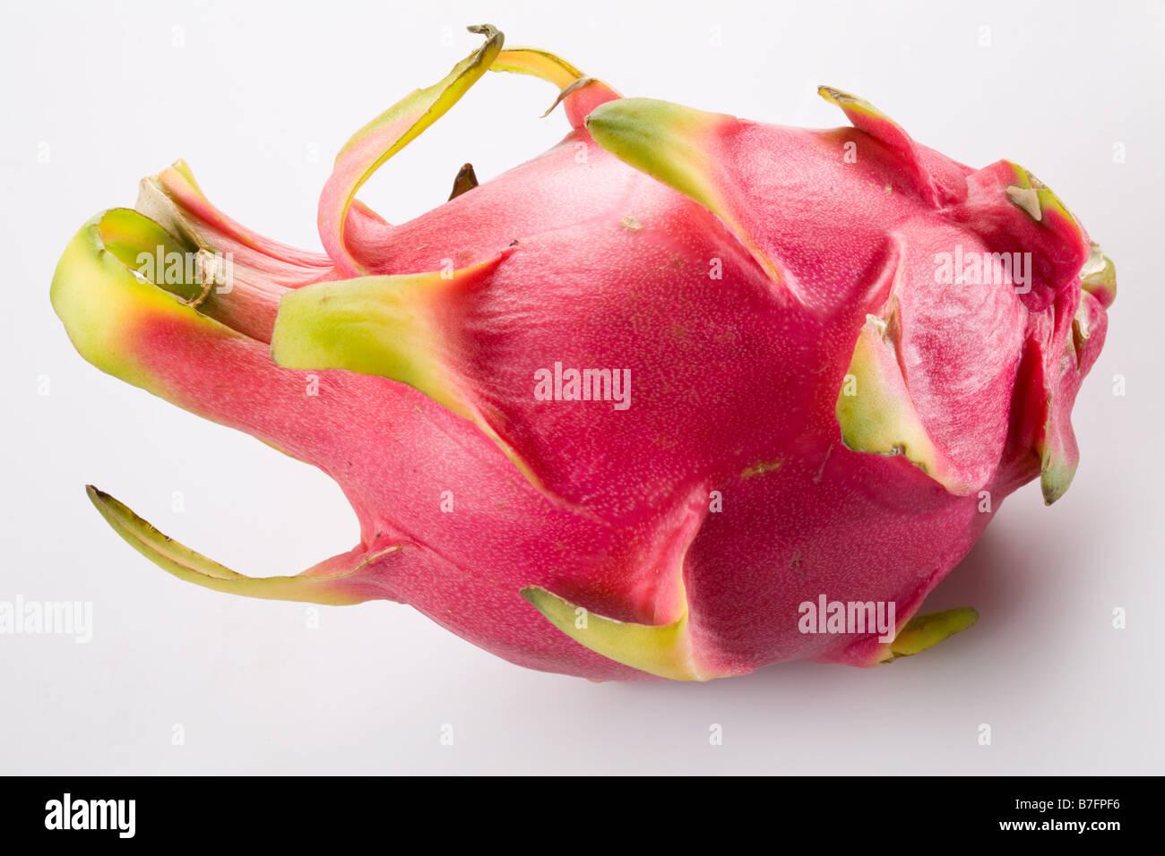 Pitaya dragon fruit - Stock Image