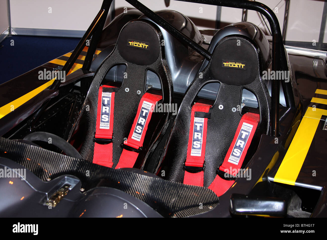 Racing Car Safety Harness Wire Center Emerythacks Adding Bluetooth Remote Control To Computer Speakers Bucket Seats In Off Road Vehicle With Full Body Stock Rh Alamy Com