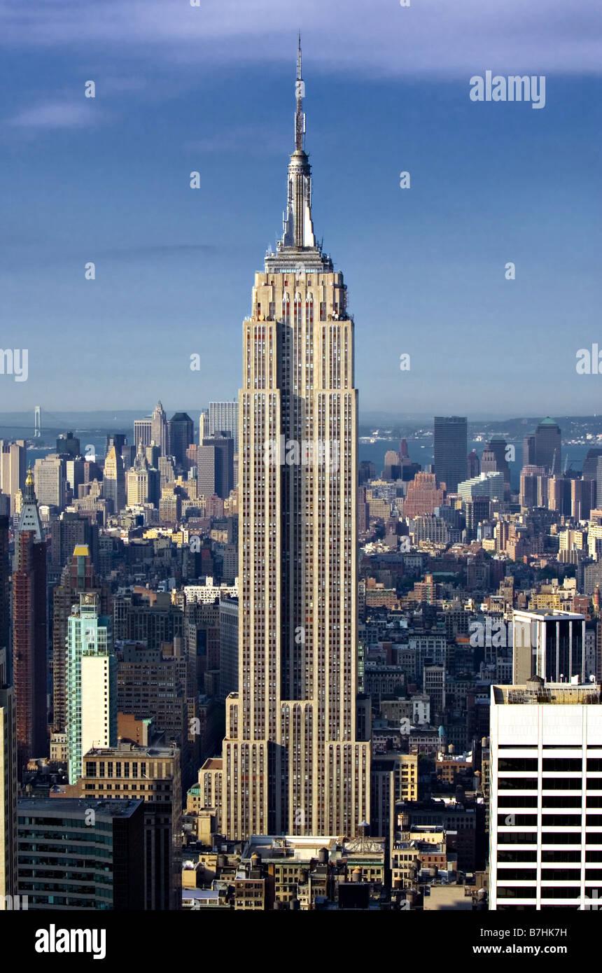 Empire State Building: Empire State Building 1930s Stock Photos & Empire State