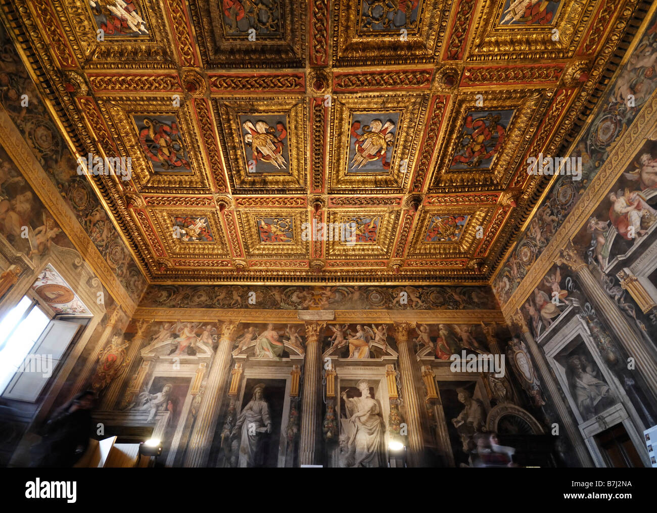 Raphael Rooms Vatican Stock Photos  U0026 Raphael Rooms Vatican
